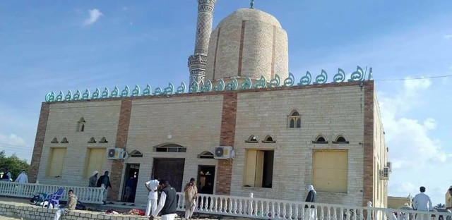 A bombing and shooting attack during Friday prayers at a mosque in the Sinai Peninsula reportedly has killed at least 305 people. The region has been dealing with an Islamist insurgency for years.