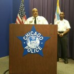 Superintendent Eddie Johnson discusses 003rd District Police Involved Shooting