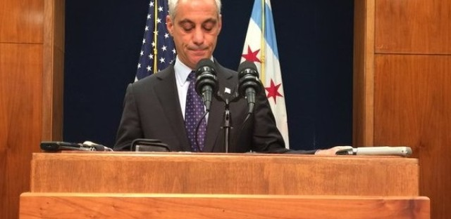 "Seeking to calm growing criticism about his administration's handling of police misconduct cases, Mayor Rahm Emanuel appointed a new ""police accountability task force"", and announced at a news conference Tuesday that he has dismissed Chicago Police Superintendent Garry McCarthy."