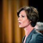 Former acting U.S. Attorney General Sally Yates, pictured in June 2016, was fired by President Trump in late January in another controversy.