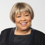 Mavis Staples poses for a portrait at the 42nd NAACP Image Awards in March 2011 in Los Angeles.