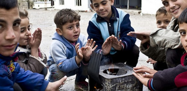 The Yezidi humanitarian crisis, and an update on the situation in Ukraine