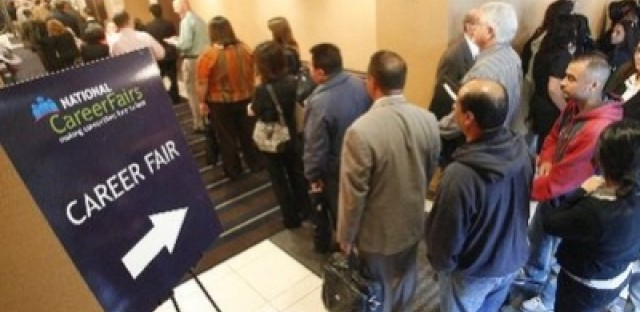 National unemployment numbers dropped in November but Illinois' unemployment rate remains in double digits.