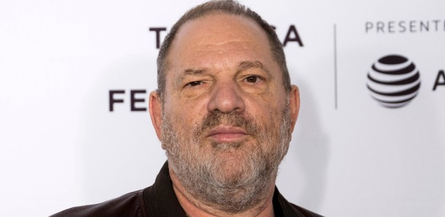 On Saturday, Oct. 14, 2016, the Academy of Motion Picture Arts and Sciences revoked Weinstein's membership. The decision, reached Saturday in an emergency session, comes in the wake of recent reports by The New York Times and The New Yorker magazine that revealed sexual harassment and rape allegations against him going back decades.