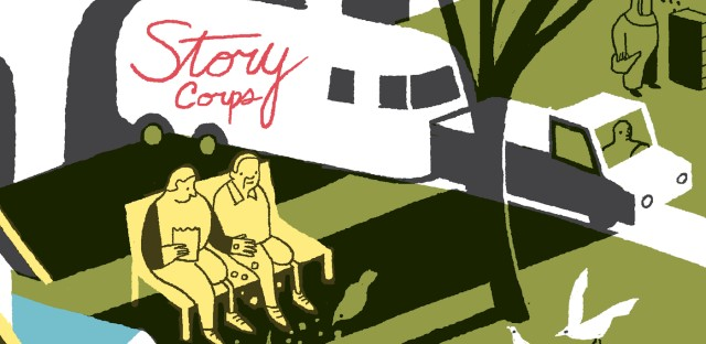 StoryCorps : StoryCorps 533: The Senator, the Photographer, and the Busboy Image