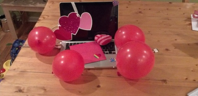 The Valentine's Day Baby