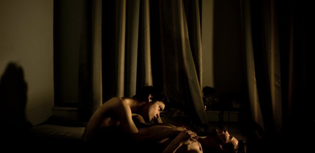<p>The World Press Photo of the Year -- a portrait of Jon and Alex</p>