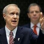 With No Budget, Rauner Delivers State of the State Address