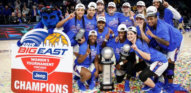 DePaul Headed To NCAA Women's Tournament For 17th Year In A Row
