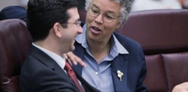 Toni Preckwinkle talks cuts after the election