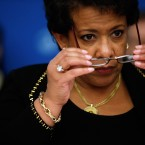 U.S. Attorney General Loretta Lynch announced the federal civil rights investigation of the Chicago police department.