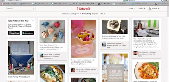 List: What you're missing on Pinterest if you're not on Pinterest