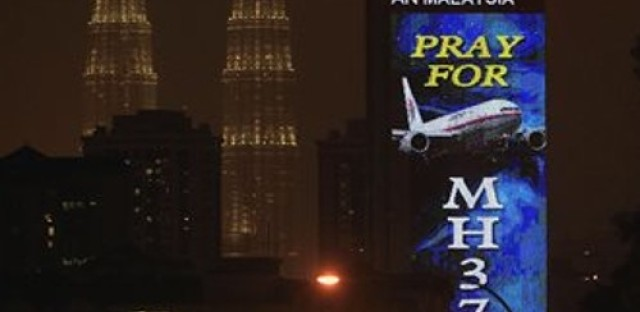 The politics and media coverage of Malaysia Airlines flight 370, and the Farther Foundation