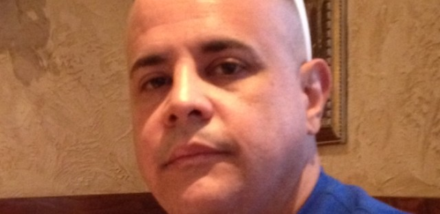 Víctor Medina, 48, collapsed in the city's Humboldt Park neighborhood January 5 while trying to clear out his family's parking spot.