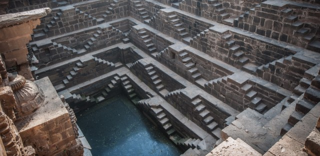 Chand Baori is a stepwell in the Indian state of Rajasthan.