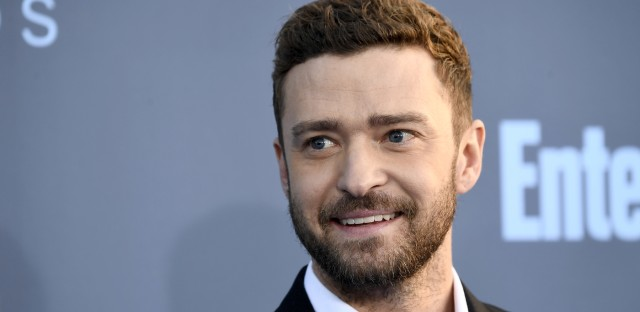 Pop Culture Happy Hour : Justin Timberlake Image