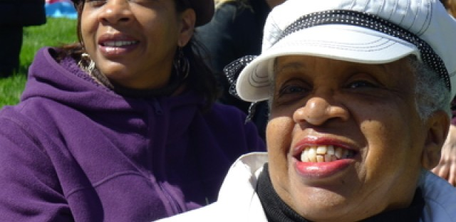 Emanuel Inauguration: Faces in the crowd