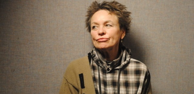Laurie Anderson's multimedia 'Delusion' comes to Chicago