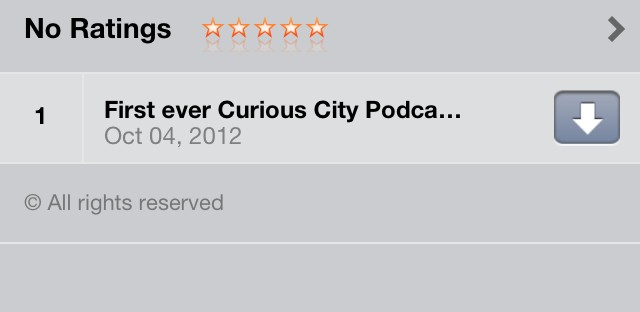 Curious City podcast: What's the sound of a great question?