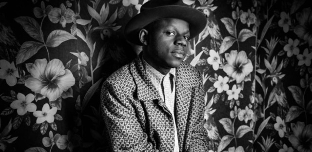 Kenyan artist and musician behind the album 'Tales of America' J.S. Ondara