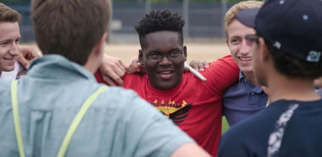 The first episode of Kartemquin Films' 10-part docu series on Starz wastes no time getting at Oak Park and River Forest High School's academic achievement gaps.