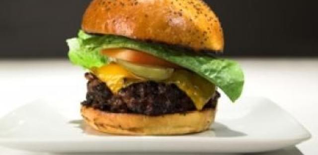 After you vote, snag a great burger