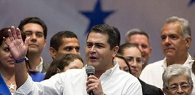 Millions turn out to vote in Honduras
