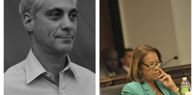 What does Byrd-Bennett's resignation mean for the Mayor?