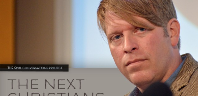 On Being : Jim Daly and Gabe Lyons — The Next Christians Image