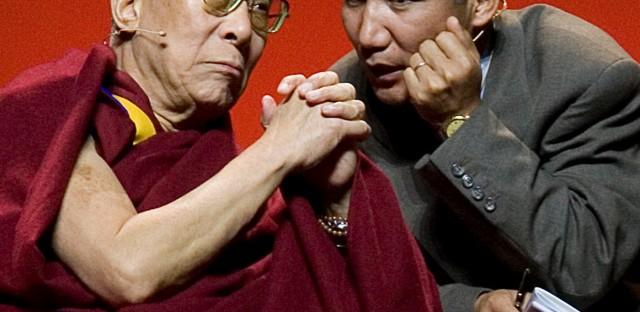 On Being : Thupten Jinpa — Translating the Dalai Lama Image