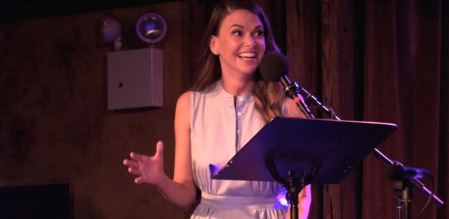 Ask Me Another : AMA Bonus: Sutton Foster Preview Image
