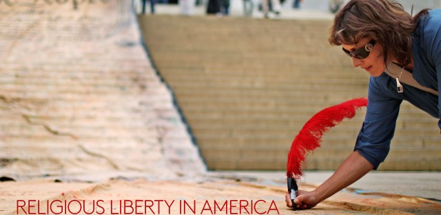 On Being : Charles Haynes, Philip Hamburger, and Cheryl Crazy Bull — Religious Liberty in America: The Legacy of Church and State Image