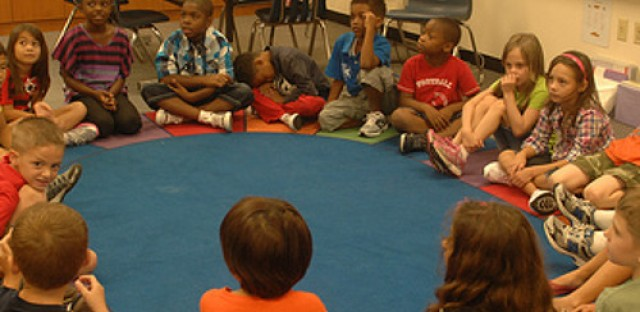 Morning Shift: Teaching kids the tough issues of our society