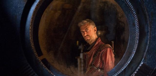 Sean Gunn, Guardians of the Galaxy