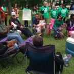 Dyett high school hunger strike ends after 34 days