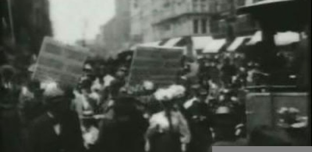 Rare Thomas Edison films capture Chicago's early days