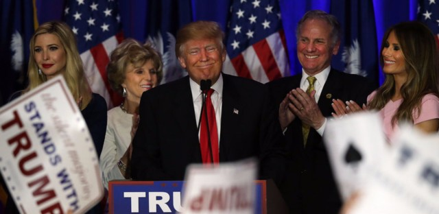 4 Takeaways From South Carolina and Nevada