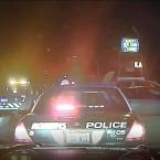 Jemel Roberson Dashcam Video Screenshot