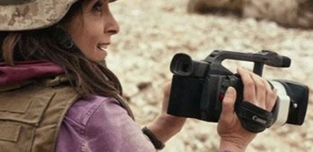 "Foreign Correspondent's Story Hits the Big Screen in ""Whiskey Tango Foxtrot"""