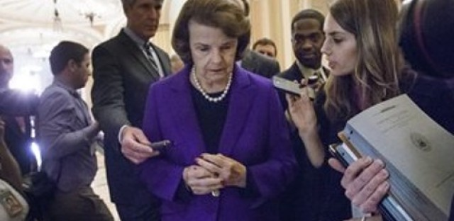 Feinstein defends CIA torture report, International bribery regimes, and Low oil and tar sands