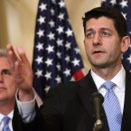 Though they failed to mobilize Congress to repeal the Affordable Care Act last month, Paul Ryan (R-Wis.) (right), Kevin McCarthy (R-Calif.) and the White House could still undercut the insurance exchanges, reduce Medicaid benefits and let states limit coverage of birth control or prenatal visits.