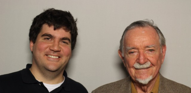 Bill Healy and John McKnight