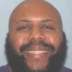 An undated photo provided by the Cleveland Police shows Steve Stephens. Cleveland police say they are searching for Stephens, a homicide suspect, who broadcast the fatal shooting of another man live on Facebook on Sunday.
