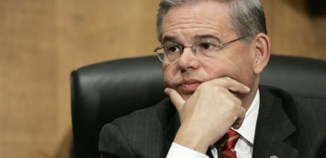 New Jersey U.S. Sen. Robert Menendez