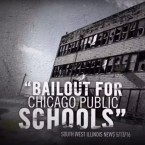 Image of Chicago Public School in downstate Illinois Republican ad