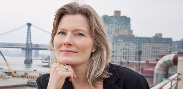 Jennifer Egan won the 2011 Pulitzer Prize for fiction for her novel 'A Visit from the Goon Squad.' Her newest book is 'Manhattan Beach.'