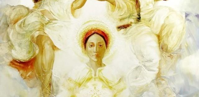 "Artist captures ""Ukrainian Soul"""