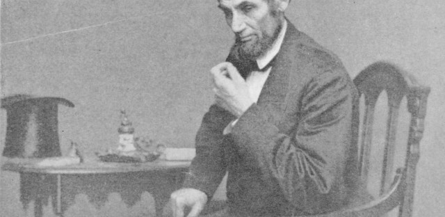 Abraham Lincoln dealt with depression in his 20s and 30s. The disorder returned during his presidency as the Civil War unfolded.
