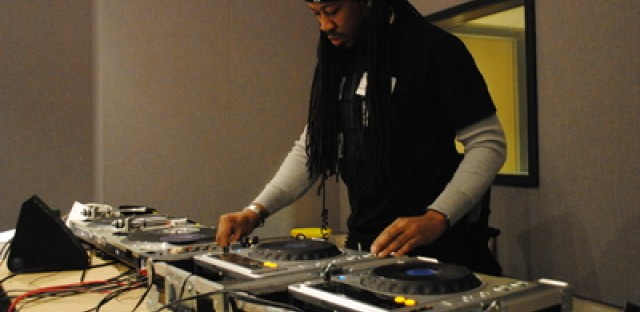 DJ Series: DJ and producer Ron Trent brings the beats