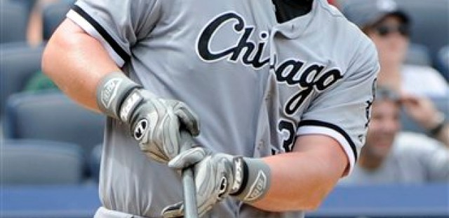 Sox slugger Adam Dunn returns to form in 2012, and is rewarded with a spot on the All-Star team.